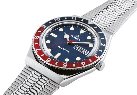 timex dive introducing the q timex diver inspired reissue of a