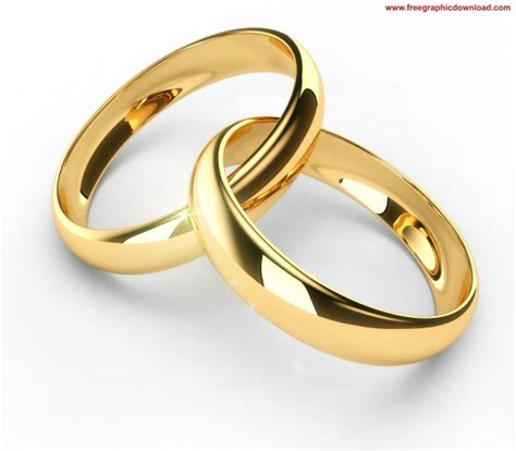 wedding rings are symbols of two people being married let