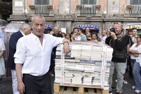 libreria pironti festa a piazza dante per gli 80 anni di tullio pironti l