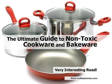 cookware bakeware toxic non