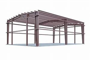 20 x 40 metal building packages quick prices general With 40 x 40 metal building kit