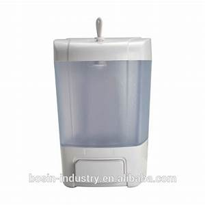 Urinal Toilet Sink Manual Liquid Soap Dispenser