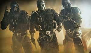 Rainbow Six Operation Siege Black Ice