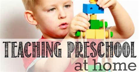 teaching preschool at home 572 | Teaching Preschool at Home TeachECE FB