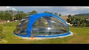 Stavba bazénu azuro vario