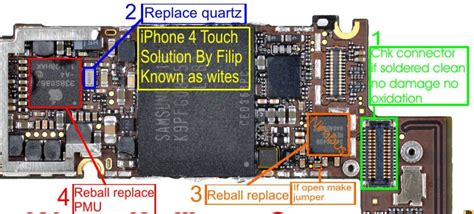 touch l not working iphone 4 touchscreen problem solution not working