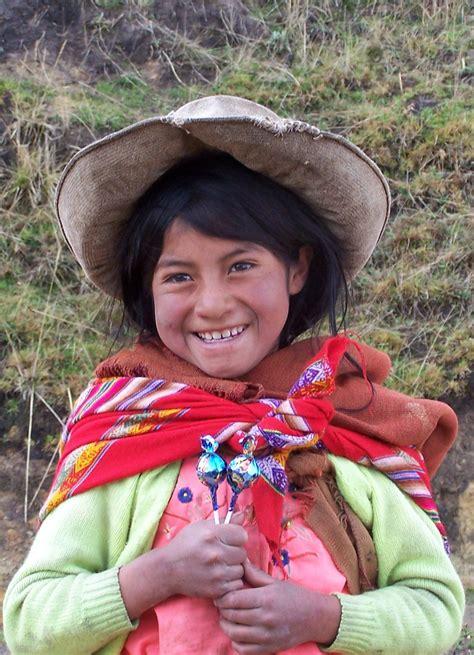 Ysaimara Niña quechua Cajamarca Perú Fotos de gente