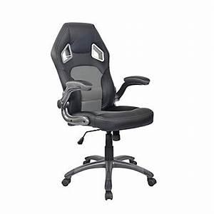 Chaise But Grise : chaise et fauteuil de bureau pas cher ~ Teatrodelosmanantiales.com Idées de Décoration