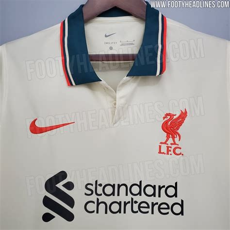 Submitted 2 hours ago by working_web5764. Leaked Images of Liverpool's 21/22 Away Kit Surface Online | Premier League - LFC Transfer Room ...