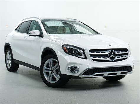 mercedes gla 2019 new 2019 mercedes gla gla 250 suv in minnetonka