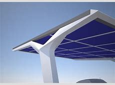Solar Carport for PCT Dubai grobearchitektende