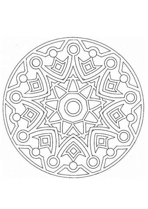 Mandalas Für Experten by Dibujos Para Colorear Mandala C 237 Rculos Y Flechas Es