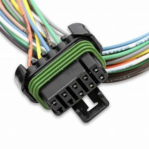 Holley Ho558 Output Harness For Sniper Efi Systems