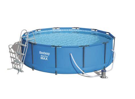 frame pool 366x100 сглобяем басейн steel pro max frame pool 366x100 см с помпа bestway детски магазин охобохо