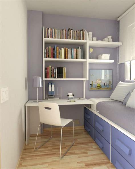 Schreibtisch Für Kleine Zimmer by 30 Tolle Jugendzimmer Ideen Und Tipps F 252 R Kleine R 228 Ume