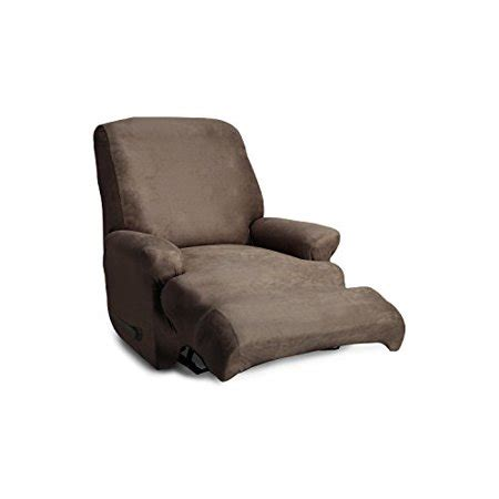 Leather Loveseat Slipcover by Stretch Leather Loveseat Recliner Slipcover In Tobacco