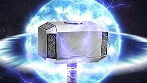 Thors Hammer Bilder : how much does thor 39 s hammer weigh youtube ~ Jslefanu.com Haus und Dekorationen