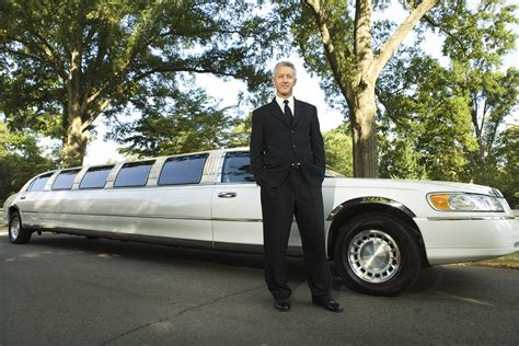 Limousine Driver by How To Become A Limo Driver Career Trend