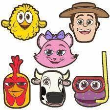 Resultado de imagen para la granja de zenon personajes primer añito Alexito Pinterest