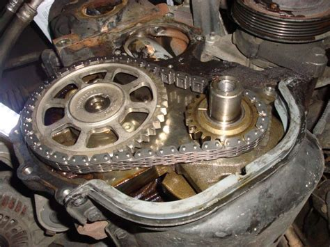 timing chain replacement