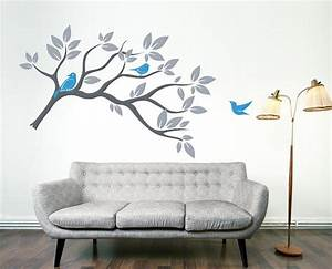 Masculine batheroom wall paint designs decals