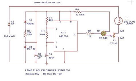 driving triac directly with 555 output electronics forums