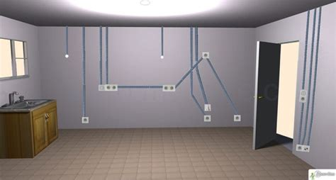 comment mettre en place une installation electrique aux