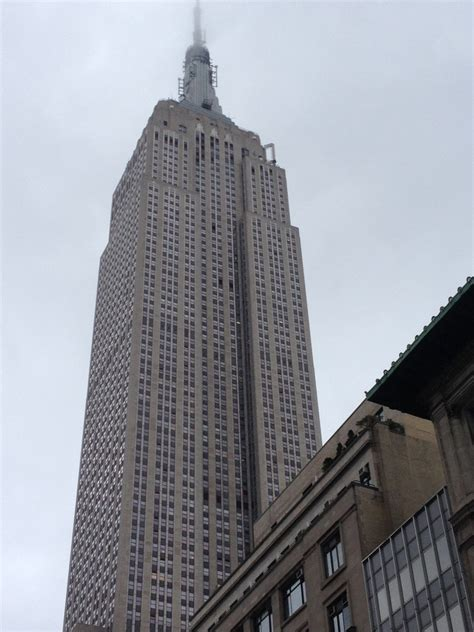 Empire State Building New York City E Architect