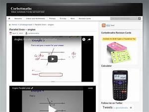 Transversals Lesson Plans  U0026 Worksheets