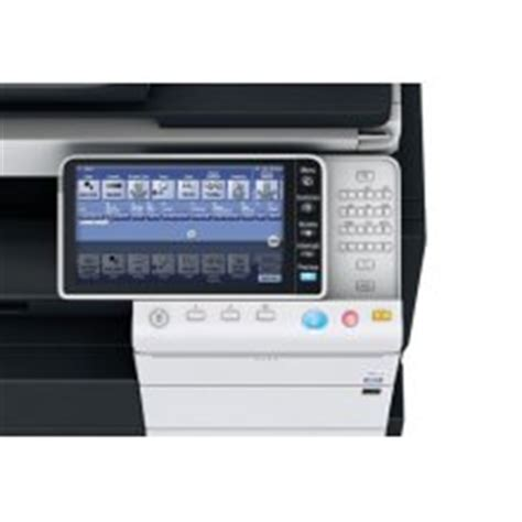 Find everything from driver to manuals of all of our bizhub or accurio products. Konica Minolta Bizhub C454 Copier / Printer / Scanner ...