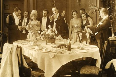 Death To The Dinner Party