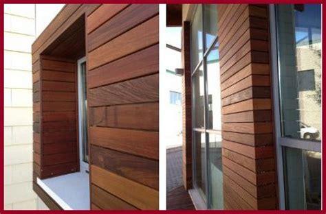 rivestimento in legno per esterni rivestimento in legno per finestre arte e parquet