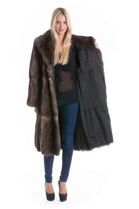 buy sable coat sobol skin  skin luxury fur