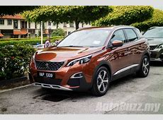 Allnew Peugeot 3008 launched in Malaysia, 2 variants from