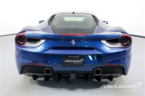 You can request us to disclose the amount of any commission received from a lender. Used 2019 Ferrari 488 GTB For Sale ($259,996)   McLaren Charlotte Stock #239189