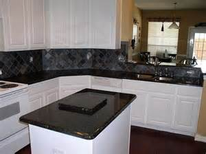 Kitchens With Dark Cabinets And White Countertops by Pinterest The World S Catalog Of Ideas