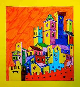 Art, Reinterpreted, The, City, Of, Giotto