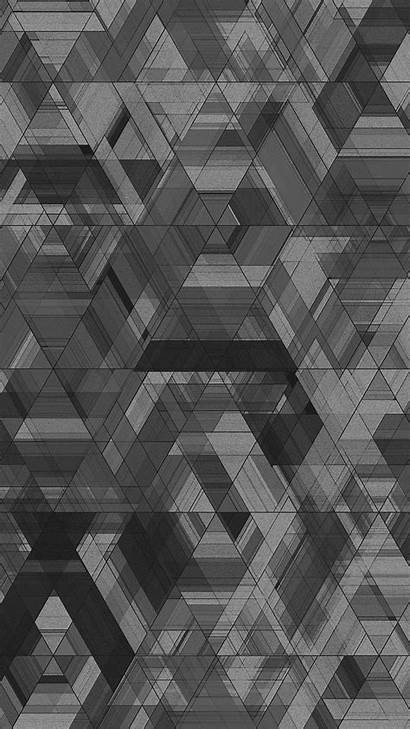 Iphone Abstract Pattern Dark Wallpapers Plus Space