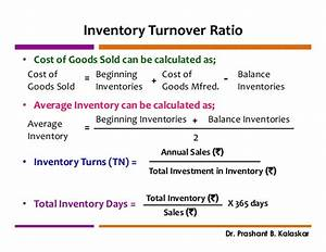 Inventory Planning & Control