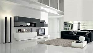 Modern dazzling home interior design with sectional gothic ...