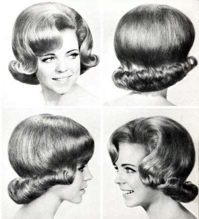 Hairstyles Of The 50s And 60s by 1960s Hair And Makeup The Of 2 318