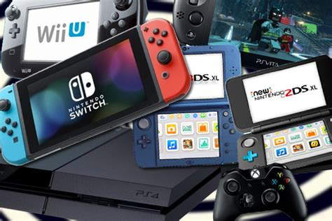 console videogame 10 most popular consoles of the last 10 years