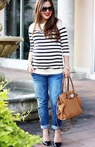 Chic Ways to Wear Summer Stripes | Aelida
