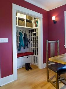 Coat Closet Makeover Ideas | Home Design Ideas