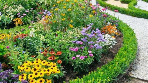 ideas  perennial garden plans angies list