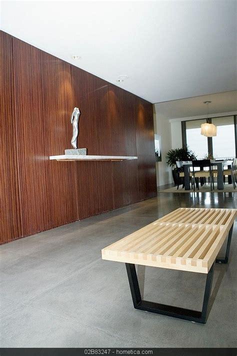 Interiors   House  Modern Wood Panels Walls Modern