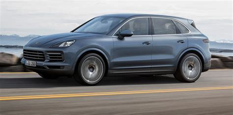 2018 Porsche Cayenne Revealed, Australian Debut Due Midyear