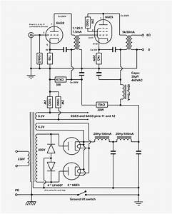 Headphone Amplifier Schematics