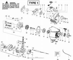 Ayp  Electrolux Pp446et Type 1  2009-02  Parts Diagram For Engine