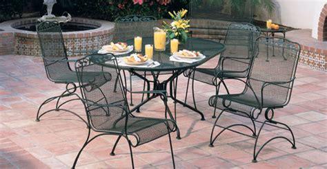 wrought iron outdoor furniture bbt